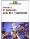 Livre Piscines et Baignades : Guide de la Responsabilite